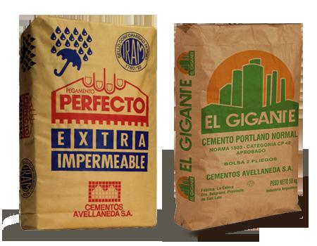 Cementos Avellaneda » Empresa » Historia » 1980-1990